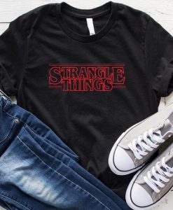 Strangle Things T-shirt