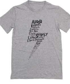 Harry Potter Lightning Spell T-Shirt