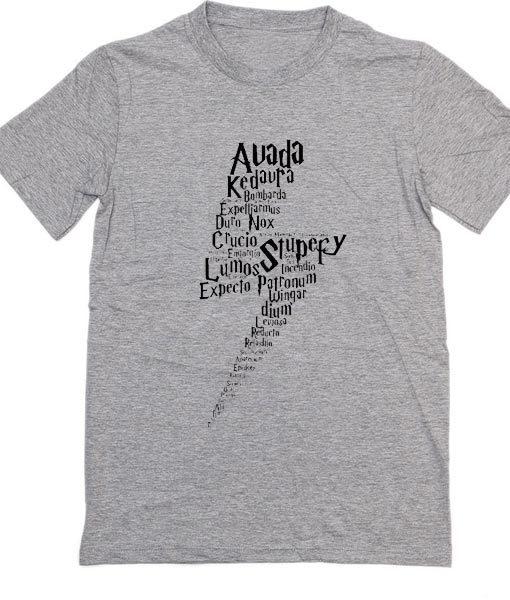 Harry Potter Lightning Spell T-Shirt