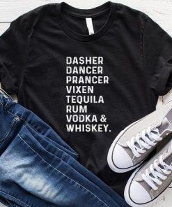 Vodka Whiskey T-Shirt