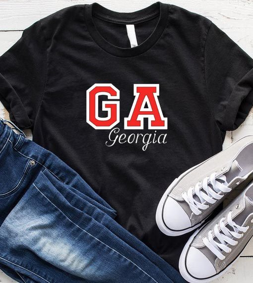 Georgia Football T-Shirt