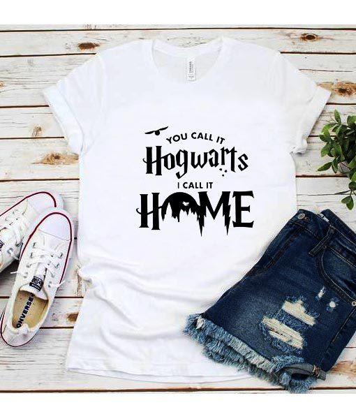 Hogwarts Home T-Shirt