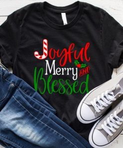 Joyful Merry and Blessed T-Shirt
