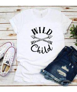 Wild Child wh T-Shirt