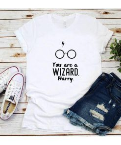 You Are A Wizard Harry T-Shirt