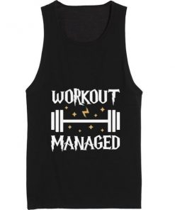 Workout Managed Summer Tank top