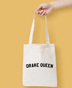 Drake Queen Canvas Tote Bag