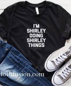 Shirley Things T-Shirt