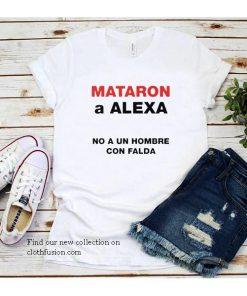 Bad Bunny Alexa Jimmy Fallon T-Shirt