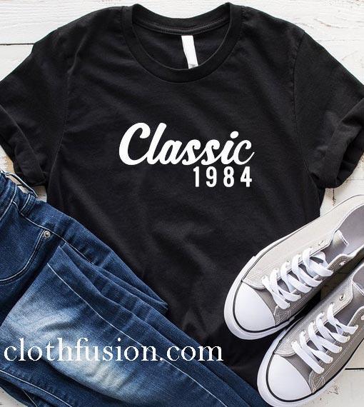 1984 Birthday T-Shirt