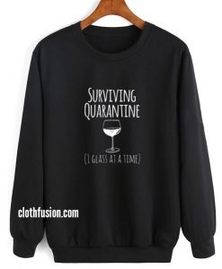 Surviving Quarantine Sweatshirt