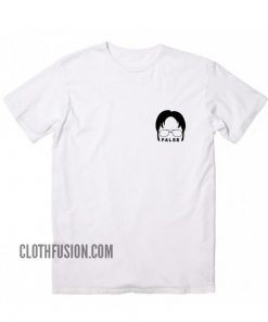 The Office T-shirt Dwight Schrute False T-Shirt