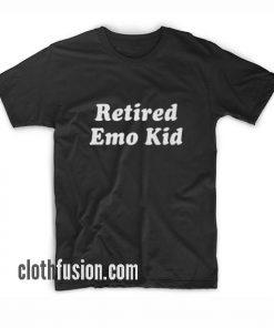 Retired Emo Kid T-Shirt