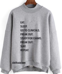 Clinical Sweatshirt Nursing Student Sweatshirts