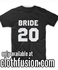 Bride 2020 T-Shirt