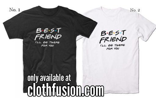 Besties Shirts Best Friends T-Shirt