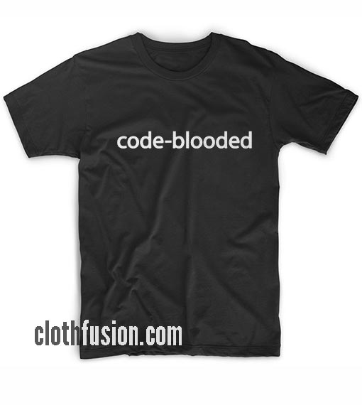 Code Lover Programmer T-Shirt