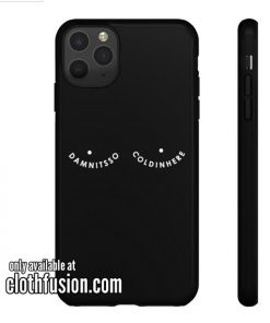 Damn Its So Cold in Here IPhone Case