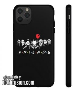 Halloween Horror Movie Killers Scary Friends IPhone Case
