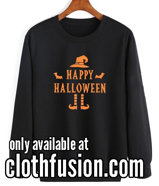 Happy Halloween Sweatshirts
