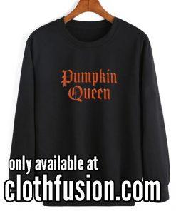 Pumpkin Queen Halloween Sweatshirts