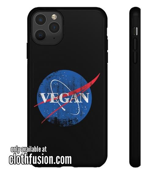 Vegan Nasa Phone Case