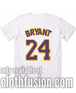 Bryant 24 Vintage T-Shirt