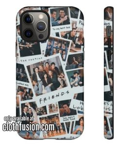Friends Collage iPhone Case