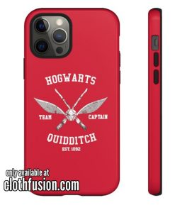 Hogwarts Quidditch iPhone Case