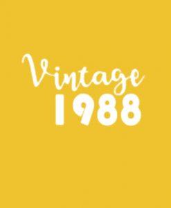 Retro 1988
