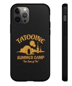 Tatooine Summer Camp iPhone Case