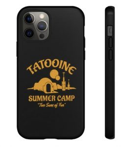 Tatooine Summer Camp iPhone Case