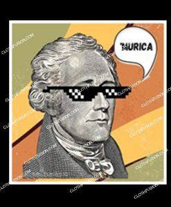 Alexander Hamilton Murica