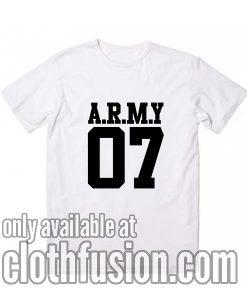Army BTS 07 T-Shirt