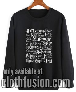 Book of Spells Sweatshirt