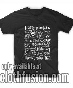 Book of Spells T-Shirt