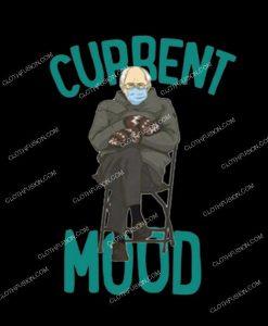 Current Mood Sassy Bernie Sanders