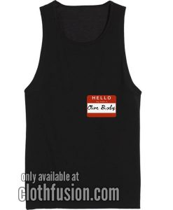 Funny Clive Bixby T-Shirt Workout Tank Top Funny Tank top