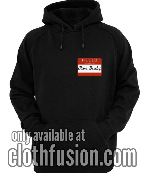 Funny Clive Bixby Funny Hoodies
