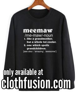 Meemaw Definition