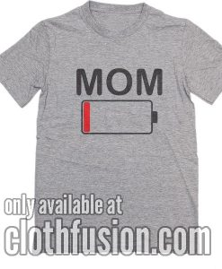Mom Low Bat Shirts
