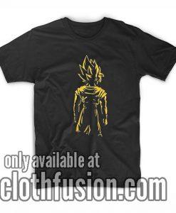 Dragon Ball Z Goku T-Shirts