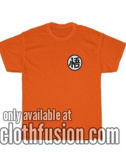 Goku Logo Dragon Ball Z T-Shirt