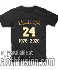 Mamba Out T-Shirt
