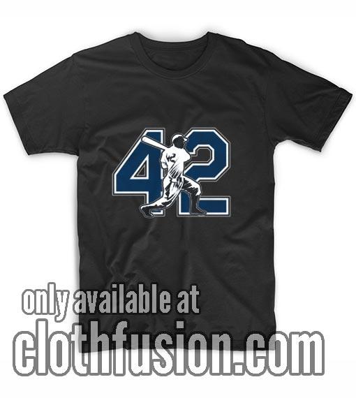 42 Jackie T-Shirts