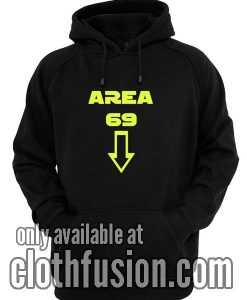 Area 69 Hoodies