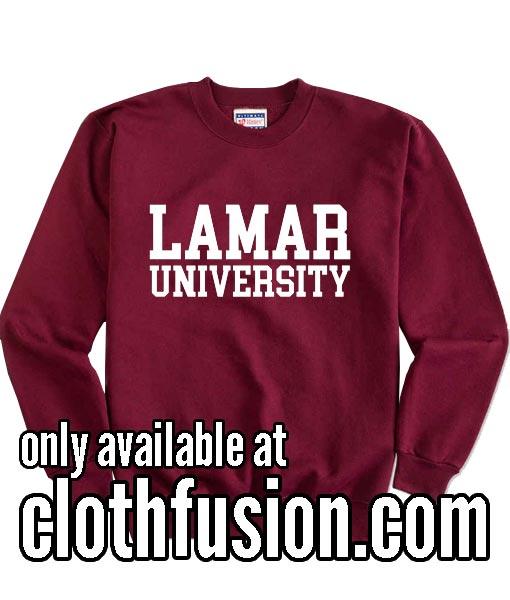 Lamar University Sweatshirt