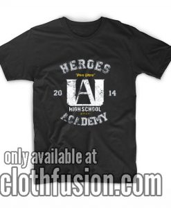UA Hero Academy T-Shirts