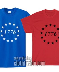 1776 Fourth of July T-Shirt