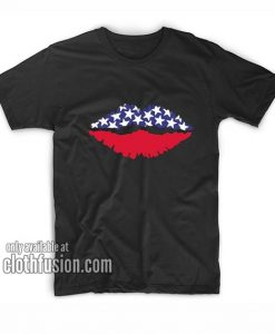 American Lips Women's T-Shirts